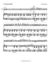 Sonata for Electric Bass and Piano - mvt.3 Only